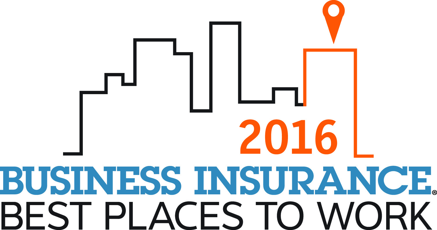 2016 Business Insurance Best Places to Work